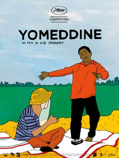 Affiche Yomeddine