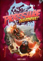 Jaquette Pressure Overdrive