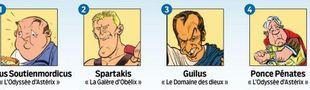 Cover Ahmaistesdansastérix ou Les personnalités caricaturées dans Astérix