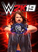 Jaquette WWE 2K19
