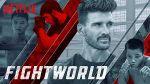 Affiche Fightworld