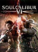 Jaquette SoulCalibur VI