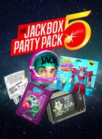 Jaquette The Jackbox Party Pack 5