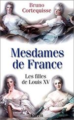 Couverture Mesdames de France