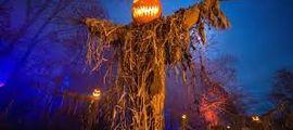 Illustration [PUTLOCKER-FREE]-WATCH Goosebumps 2: Haunted Halloween ONLINE. FULL MOVIES AND HD
