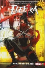 Couverture Elektra : Always Bet On Red