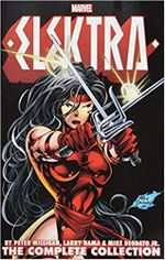 Couverture Elektra by Peter Milligan, Larry Hama & Mike Deodato Jr. : The Complete Collection