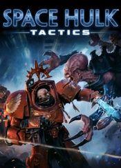 Jaquette Space Hulk: Tactics