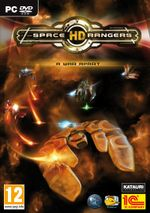 Jaquette Space Rangers HD: A War Apart