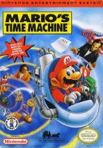 Jaquette Mario's Time Machine