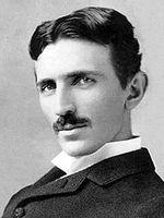 Photo Nikola Tesla