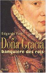 Couverture Doña Gracia, banquière des rois