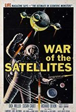 Affiche War of the satellites