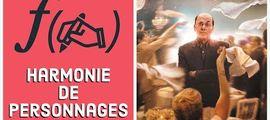 Vidéo Analyse du Scénario du Sens de la Fête : harmonie de personnages