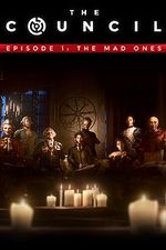 Jaquette The Council Episode 1: The Mad Ones