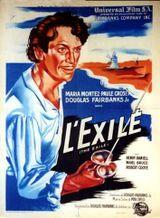 Affiche L'Exilé