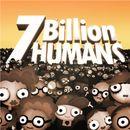 Jaquette 7 Billion Humans