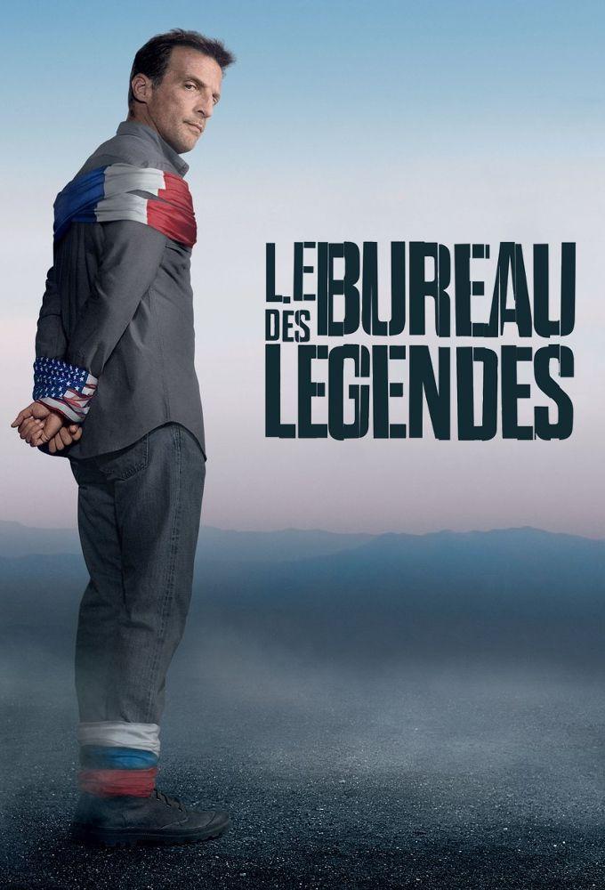 Affiches, posters et images de Le Bureau des Légendes (2015)