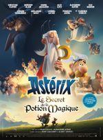 Affiche Astérix : Le Secret de la potion magique