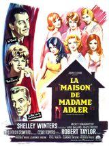 Affiche La Maison de madame Adler