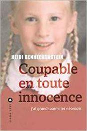 Couverture Coupable en toute innocence