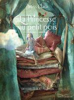 Couverture La Princesse au petit pois
