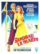 Affiche Sinbad le Marin