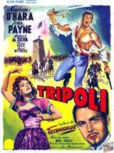 Affiche Tripoli