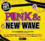 Pochette Punk & New Wave: The Ultimate Collection