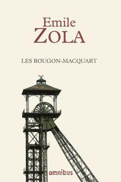 Couverture Les Rougon-Macquart