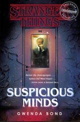 Couverture Suspicious Minds