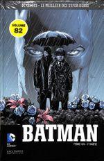 Couverture Batman : Terre-Un (1ère partie) - DC Comics, Le Meilleur des Super-Héros, tome 82