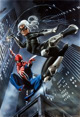 Jaquette Marvel's Spider-Man : Le casse