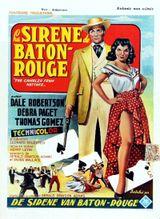 Affiche La Sirène de Baton Rouge