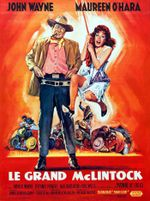 Affiche Le Grand McLintock