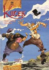 Couverture Princesse Salima - Kucek, tome 1