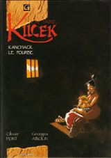 Couverture Kanchack le fourbe - Kucek, tome 2