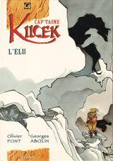 Couverture L'élu - Kucek, tome 3