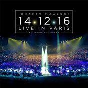 Pochette 14.12.16 - Live in Paris (Live)