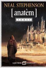 Couverture Anatèm, tome 1