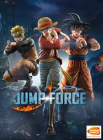 Jaquette Jump Force