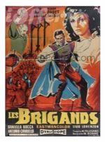 Affiche Les Brigands