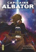 Couverture Capitaine Albator : Dimension Voyage, tome 2