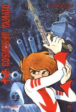 Couverture Cosmoship Yamato, tome 1
