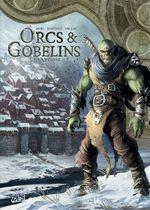Couverture La poisse - Orcs et Gobelins, tome 5