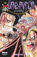 Couverture Bad End Musical - One Piece, tome 89