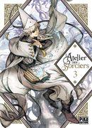 Couverture L'Atelier des sorciers, tome 3