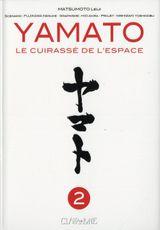 Couverture Yamato : Le Cuirassé de l'espace, tome 2