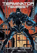 Couverture Terminator : Tempest