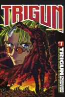 Couverture Trigun